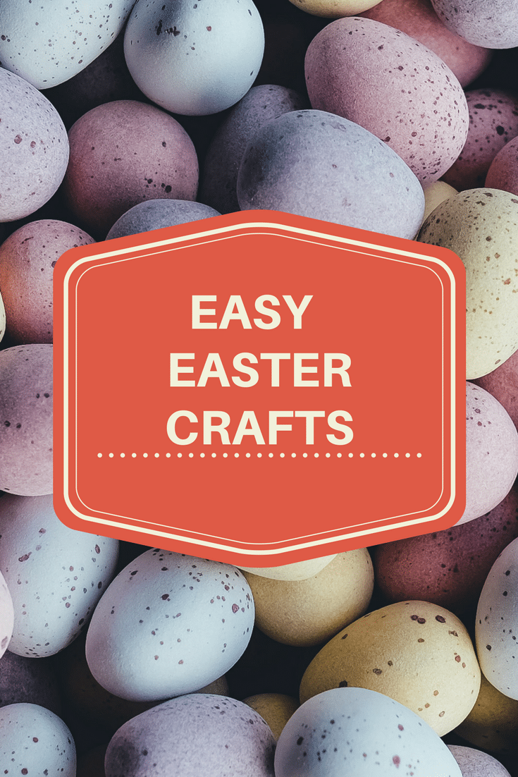 Easy Easter Crafts for everyone