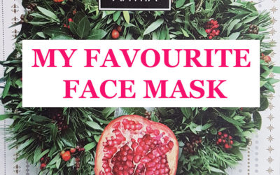 MY FAVOURITE FACE MASK