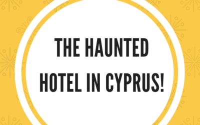 THE HAUNTED HOTEL IN CYPRUS!
