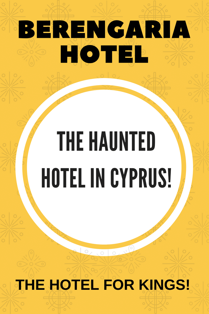 Verengaria the haunted hotel in Cyprus