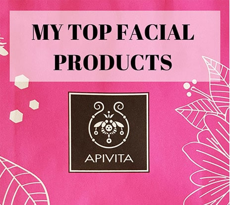MY TOP FACIAL PRODUCTS