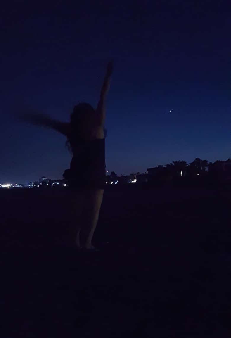 Reach for the stars and dance away