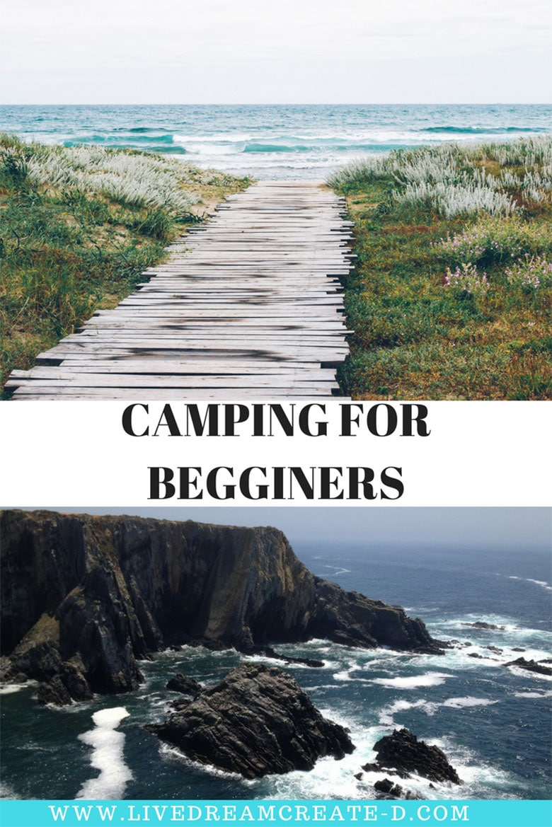 Camping for begginers