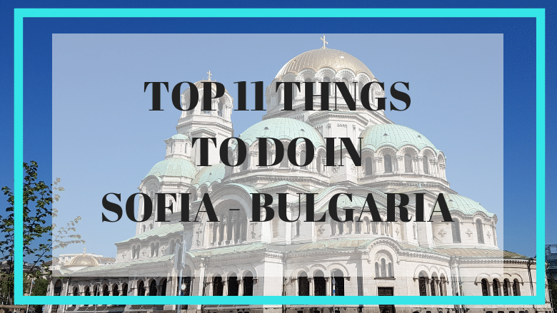 Top to do in Sofia
