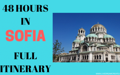 48hrs in sofia