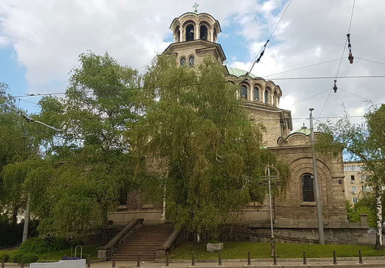 CHURCH IN SOFIA
