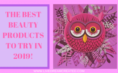 The best beauty products to try in 2019