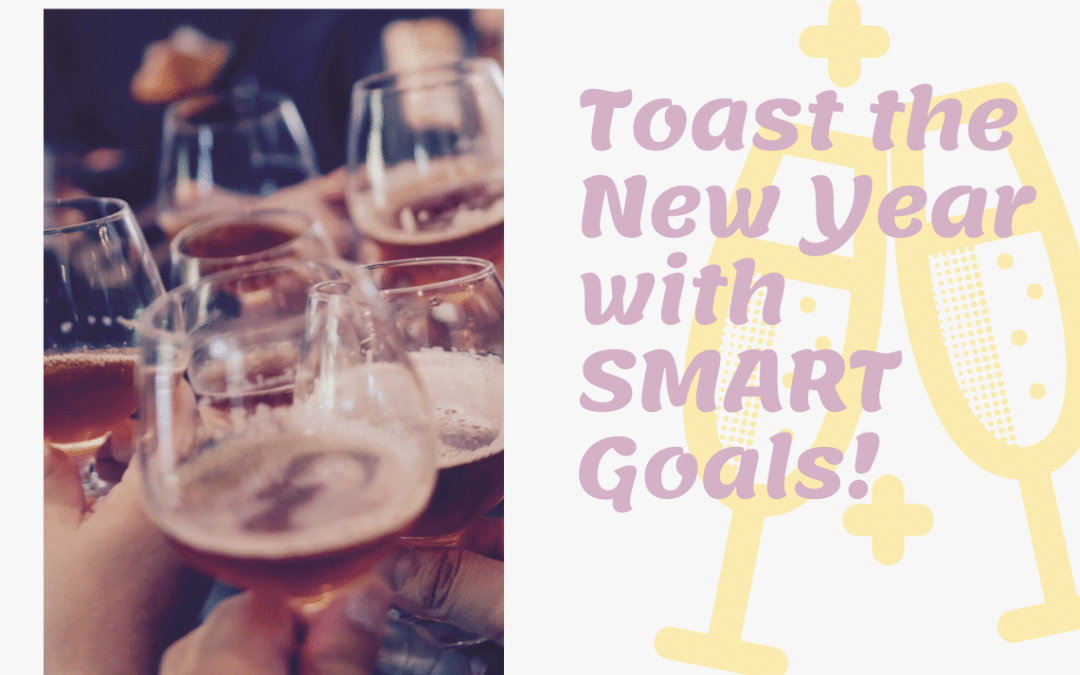 New Year's goals and not resolutions!
