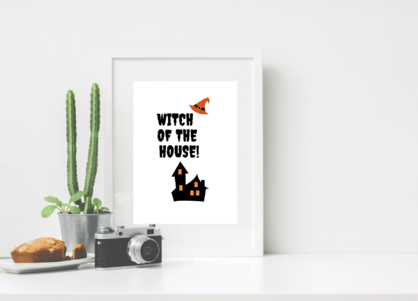 witch of the house