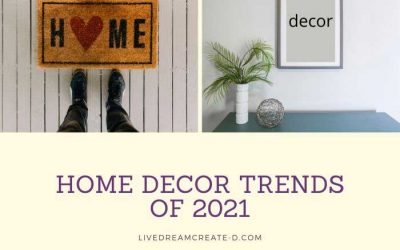 Home Interior Trens of 2021